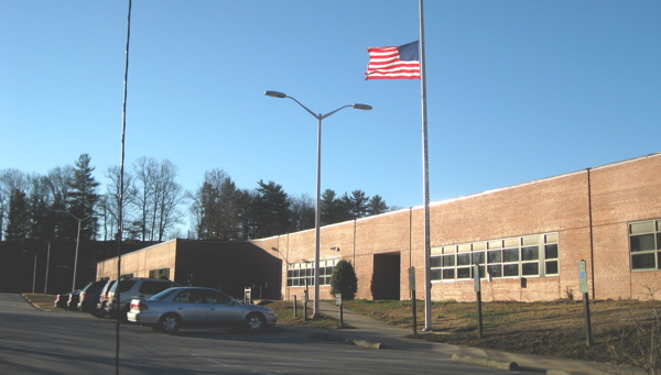 Buncombe School Building